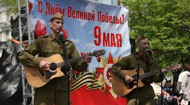 Жителей и гостей Владивостока  вернут в день 9 мая 1945 года