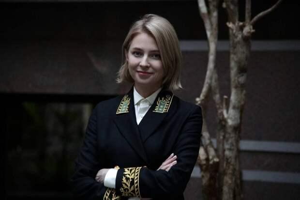 Наталья Поклонская опубликовала первое фото в дипломатическом мундире