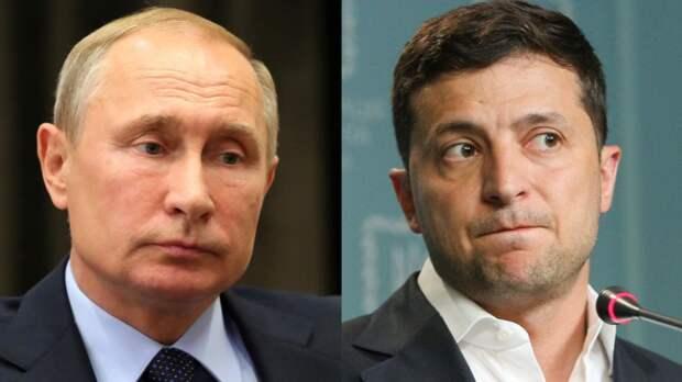 Коцаба: Зеленского подставили перед возможной встречей с Путиным