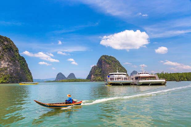 Власти Таиланда решили использовать яхты для туристов на карантине