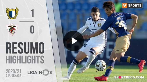 Highlights: Famalicão 1-0 Santa Clara (Liga 20/21 #31)