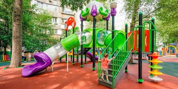 На детской площадке на Привольной установят запрещающие таблички для собачников
