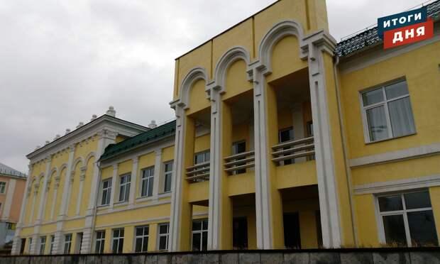Итоги дня: проекты реконструкции театра Короленко в Ижевске, горячее питание школьников и купели в водоемах Удмуртии