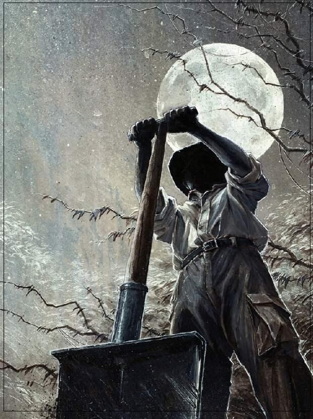 Мать увидела во сне, что ее похороненный ребенок жив и заставила отца раскопать могилу
