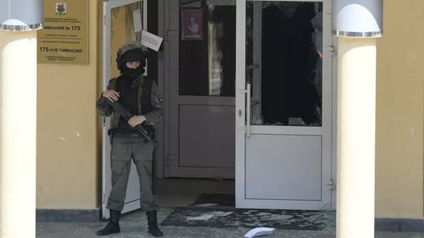Школьник рассказал подробности стрельбы в Казани