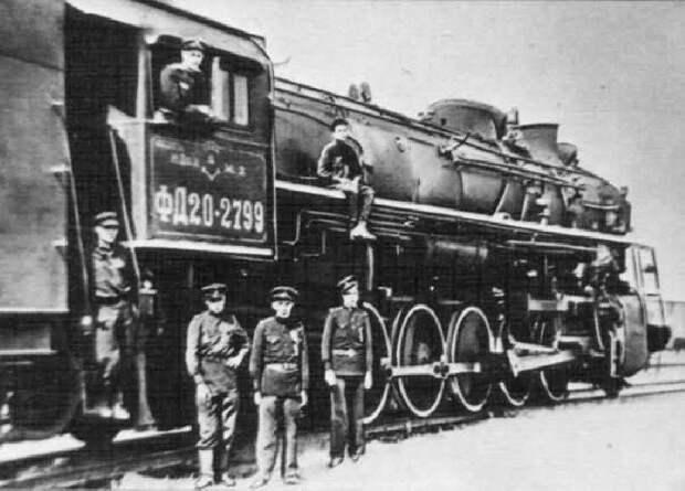Железнодорожная катастрофа под Новосибирском: почему Сталин не наказал виновных