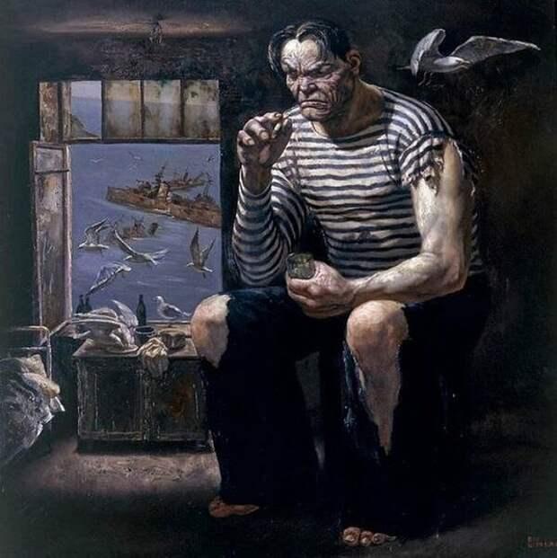 картина художника Василия Шульженко