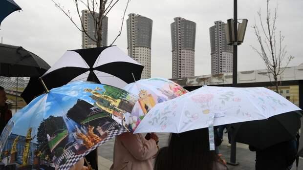 В центре «Фобос» назваликоличество выпавших осадков в Москве 8 мая