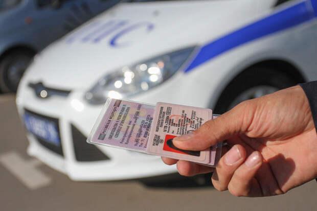 QR-код вместо водительского удостоверения: в России проведут офицальный эксперимент