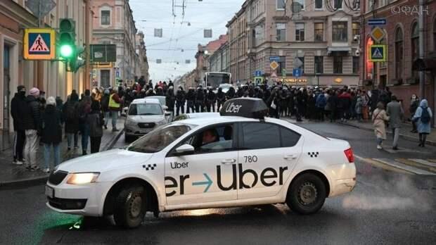 Шествия в поддержку Навального массового провалились по всей России