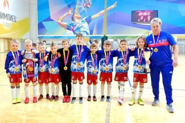 Камчатские мини-футболисты везут «золото» из Казани