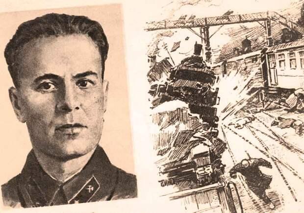Константин Заслонов — диверсант на железных дорогах. История партизана, водившего за нос шефа СС Гиммлера