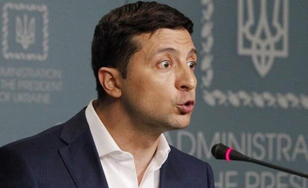 Зеленский заявил об угрозе «российского блицкрига» в Донбассе
