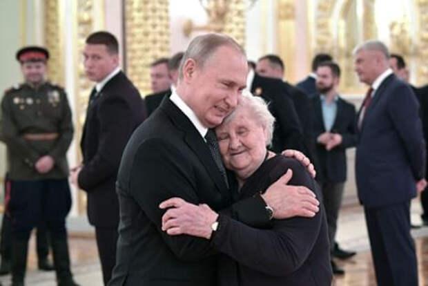 Учительница Путина рассказала про школьные годы президента