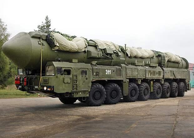Модернизированный «Ярс-С» идёт в войска