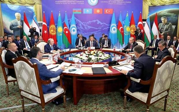 Турция разваливает ОДКБ для создания «Среднеазиатского НАТО»
