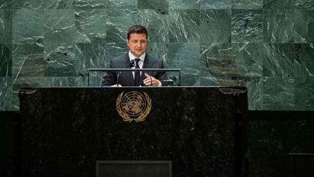 Украинцам стало стыдно за визит Зеленского в США