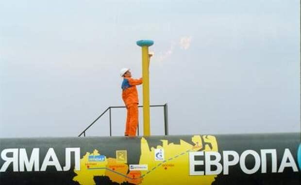 За белорусского нациста Протасевича ответит Газпром?