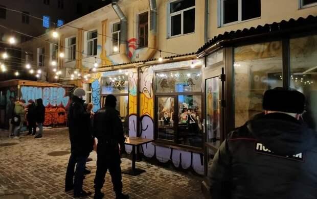 80% прибыли питерских ресторанов потеряно из-за слабоумия чиновников