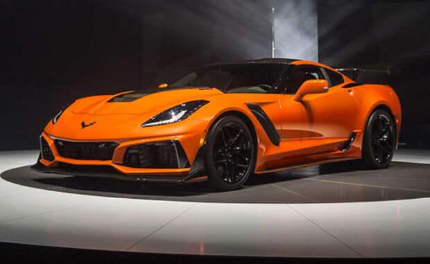 13 радиаторов и 766 лошадей: представлен самый крутой Corvette в истории
