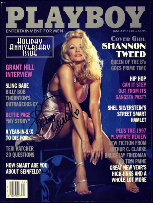 Самые красивые модели в истории Playboy