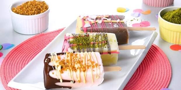 Вкусное домашнее мороженое: еще три интересных рецепта в вашу копилку