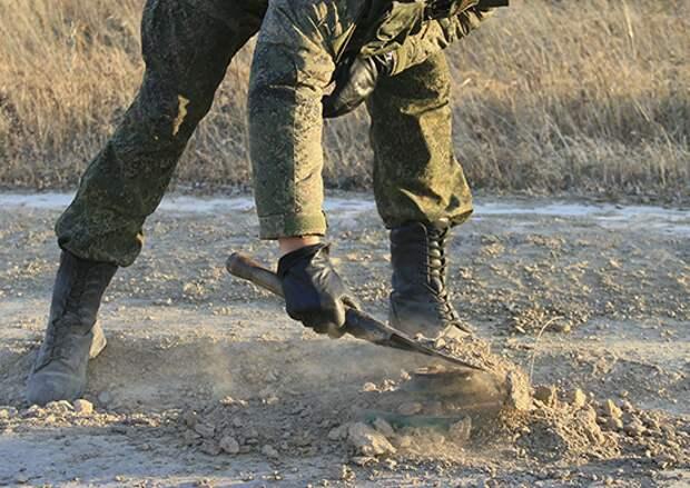 Военные инженеры ВВО остановили наступление условного противника в Забайкалье в рамках контрольной проверки