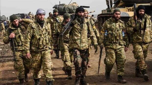 Турция начала массово перебрасывать джихадистов из Ливии в Азербайджан