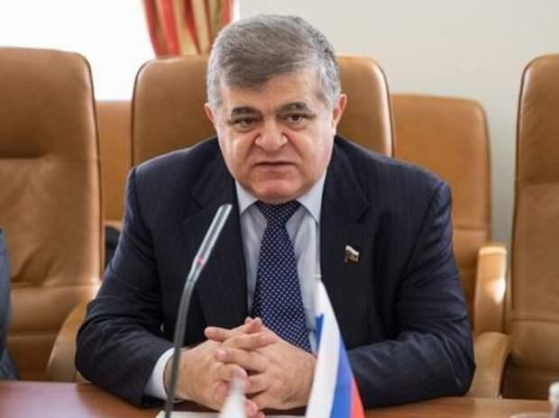 Владимир Джабаров вошел в пятерку самых медийных сенаторов России
