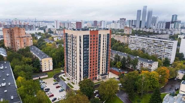 Программа реновации жилья вскоре завершится в трех районах Новой Москвы