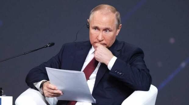 Путин предупредил НАТО об опасности после обвинений России в инциденте с Ryanair