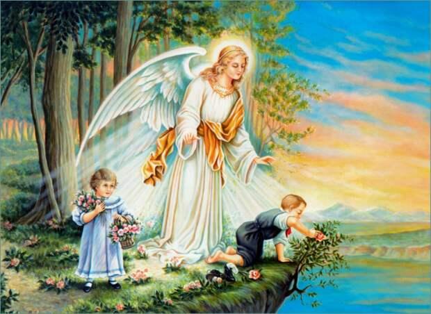 Как это сделать: ТОП-5 способов связаться со своими ангелами-хранителями