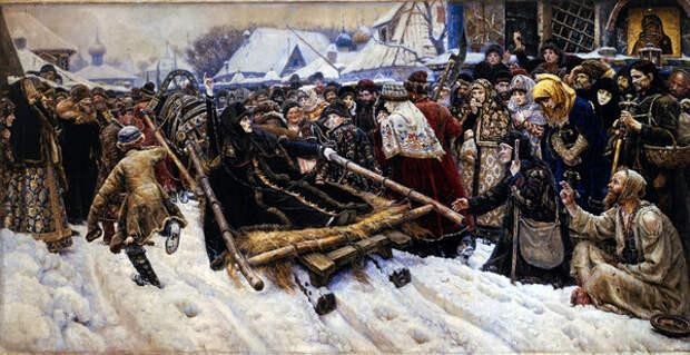 Зачем Царь Алексей Михайлович устроил церковный раскол?