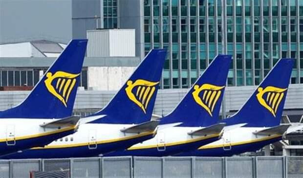 Лоукостер Ryanair получил рекордный годовой убыток