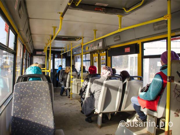 Стоимость проезда в общественном транспорте Воткинска вырастет до 24 рублей