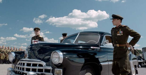 "Кадр из фильма ""Калашников""(2020)|Фото: kinoafisha.info"
