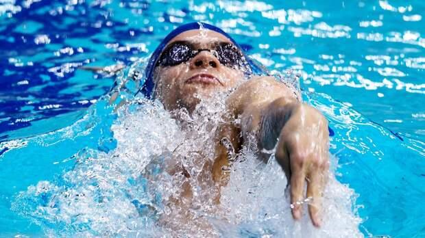 Рылов стал чемпионом Европы на дистанции 200 м на спине