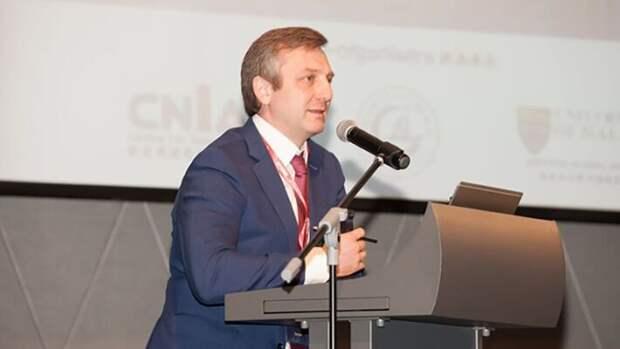 Заведующий сектором экономики и политики Китая ИМЭМО РАН Сергей Луконин