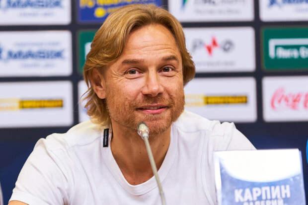 Карпин официально стал главным тренером сборной РФ по футболу