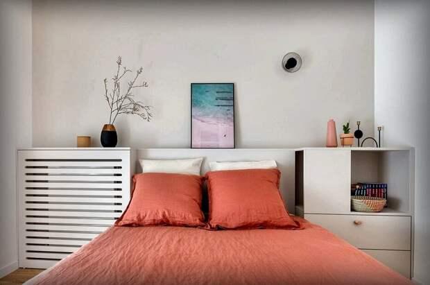 Вещевой склад или всё-таки уютная маленькая спальня? 6 эффективных идей для хранения вещей