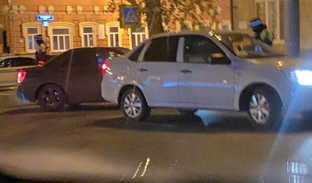 Вечером 25-го сентября вТюмени прошла «сплошная проверка» водителей натрезвость
