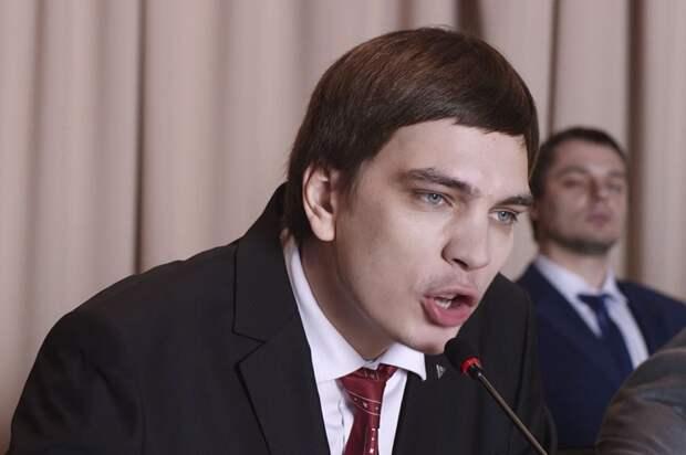 Рэпер Слава КПСС сообщил о решении выдвигаться в Госдуму