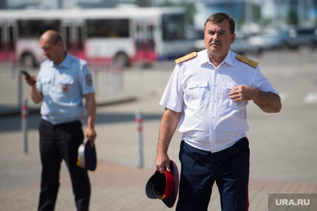 Бывший глава свердловского СУСКР остался без работы