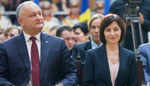 Молдавия преподала Киеву урок по отношениям с Россией