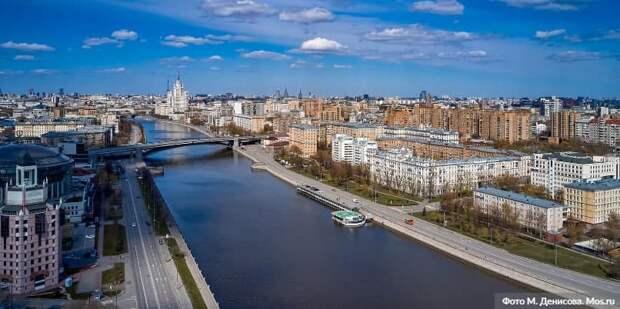 Собянин открыл новое здание культурно-досугового центра в Строгине. Фото: М. Денисов mos.ru