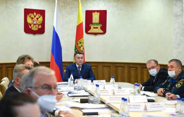 В Тверской области продолжают действовать усиленные меры против распространения COVID-19