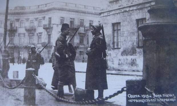Интервенция на Юге России: как греки под Херсоном воевали