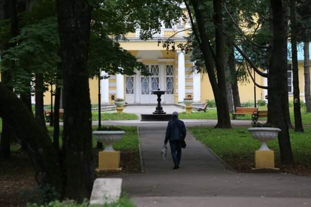 Пешеходная прогулка по усадьбе Братцево пройдёт 18 сентября