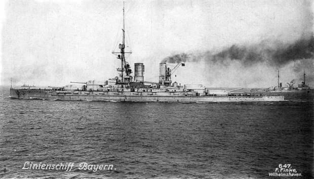 О стойкости германской корабельной брони эпохи Первой мировой войны