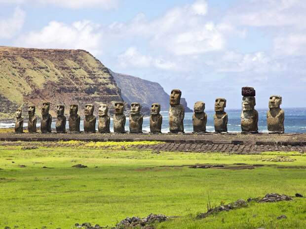 26 потрясающих древних руин, которые обязательно стоит увидеть архитектура, история, руины